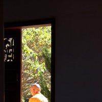 Буддийский монах :: Ekaterina Shchurina
