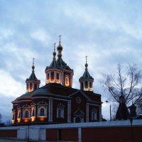 Успенский Брусенский женский монастырь :: Елена Сазонтова