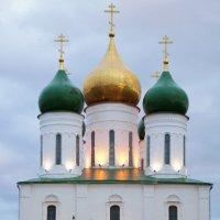 Успенский кафедральный собор :: Елена Сазонтова