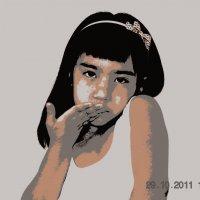 Моя первая работа :: Zharkyn Tazhmaganbet