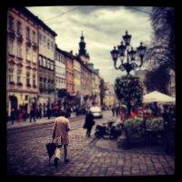 Осень в городе.. :: Jenny Kiev