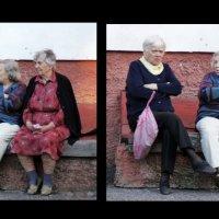 Бабушки которые все знают) :: Андрей Бабан