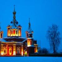 Крестовоздвиженский собор :: Светлана Ларина