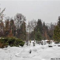 Непролазные снега :: Виктор Марченко
