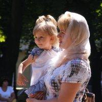 Мамина дочка! :: Александр Скамо
