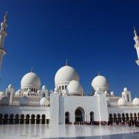 Мечеть... :: Александр Вивчарик