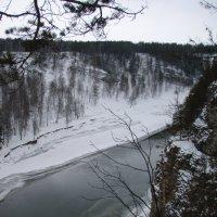Река Ай :: Сергей Комков