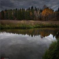 Отражение осеннего дня :: Виктор Перякин