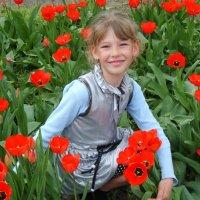 Тюльпановый рай. :: Жанна Савкина