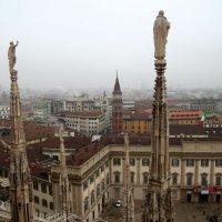 Милан, Италия :: Vika Chistilina