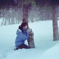 зима :: Рита Ефремова