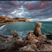 Зимний вечер на Кипре :: Александр Константинов