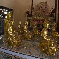 Буддийский храм :: Ekaterina Shchurina