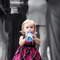 Маленькая Девочка в Мире Взрослых :: Алексей Латыш