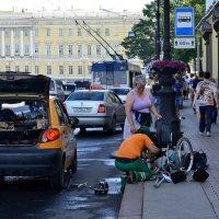 Скорая техническая помощь :: Viktor Pjankov