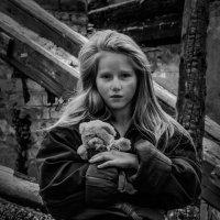 """Художественный фотопроект - Дети """"мирных"""" войн. :: Владимир Голиков"""