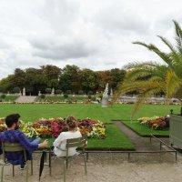 """Отдых в парке """"Люксембург"""" :: Svetlana27"""