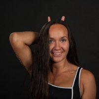 чемпионка по тайскому боксу :: Алёна Литвинчук