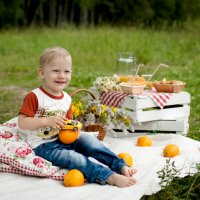 Апельсиновое лето :: Irina Potapova