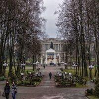 Центральная площадь Молодечно :: Tatsiana Latushko