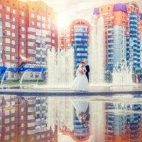 Павел и Валерия 13.09.2014г. :: Юрий Лобачев