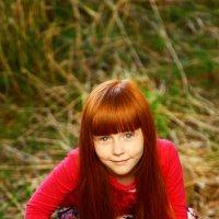 Рыжая Дашка - самая родная...жизнь моя) :: Оксана Мазур