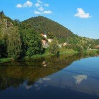 В чешской деревне :: Foggy Morning