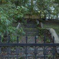 Лестница в никуда :: Минихан Сафин