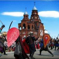 ...а кто с мечом придёт ... :: Владимир Шошин