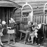 В колхозном детсаду :: Валерий Талашов
