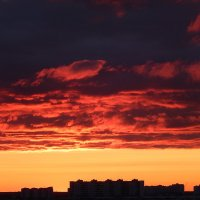 Закат! :: Анастасия Бережинская