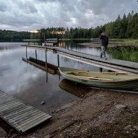 рыбак :: Виталий Апальков