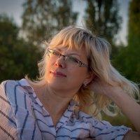 В мечтах о .... :: Надежда Попова