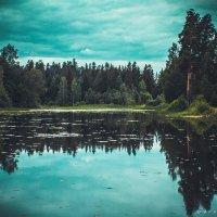 Вечер у реки :: Игорь Вишняков