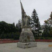 Памятник- борцам революции :: раиса Орловская