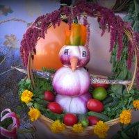 На овощевыставке . :: Мила Бовкун