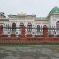 Резиденция Колчака :: раиса Орловская