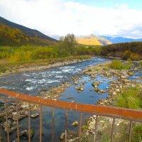 Река Паратунка :: Анастасия Самигуллина