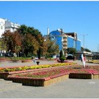 Ростовская набережная перед праздником... :: Тамара (st.tamara)