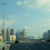 По дороге  в Дубай :: Elena Izotova