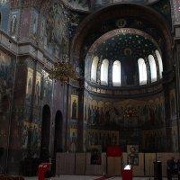 Ново-Афонский Симоно-Кананитский монастырь :: Алексей Каравайцев