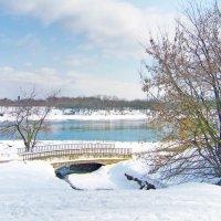 Зимний день в Коломенском :: Nikanor