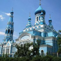 Свято-Успенский собор. :: Николай Доскоч