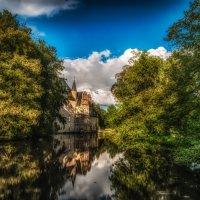 Wasserschloss Schelenburg :: Yuriy Rogov