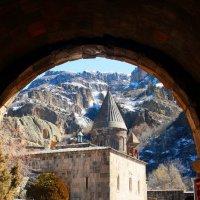 Путешествие по Армении. Гегард :: Алексей Беликов