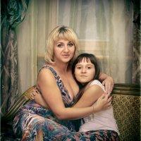 Когда мама рядом.... :: Александр | Матвей БЕЛЫЙ