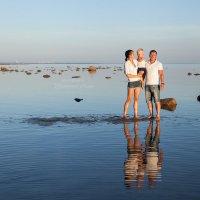 Финский залив, закат :: Алиса Медведева
