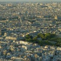 Панорама Парижа :: leo yagonen