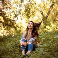 В лесу. :: Жанна Мальцева