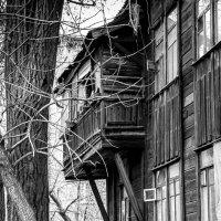 Этого дома уже нет. :: Александр Бродский